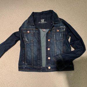 !It Jean Denim Jacket